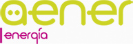 Aener Energía Logo