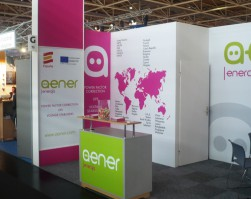 AENER is participating in Hannover Messe